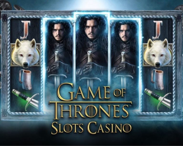 Game of Thrones Slots Bonus Feature and Free Spins